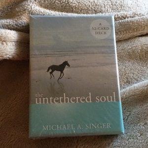 Untethered soul inspirational Card deck